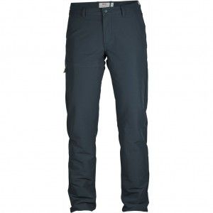 Travellers Trousers W - 555 - Dark Navy
