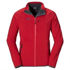 Ultravision Jacket Men - Red Fire