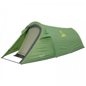 Vango Soul 200 Apple Green open