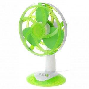 Ventilator 30 cm Groen