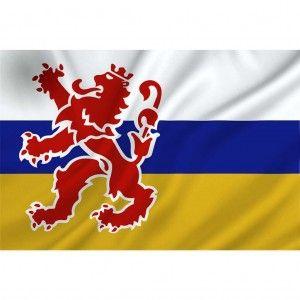 Vlag Limburg 50 x 75 cm