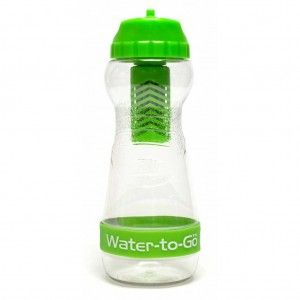Water-To-Go Go! 50cl Fles Groen