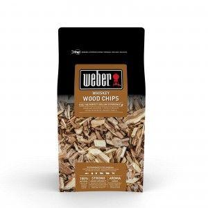 Weber Houtsnippers 0,7 kg Whiskey Oak
