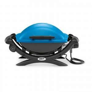 Weber Q 1400 Blue Barbecue (52080053)