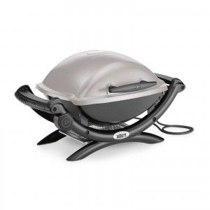 Weber Q 1400, Modern Grey (52120053) Barbecue