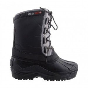 Winter-Grip 0306 Canadian Snowboot  Zwart