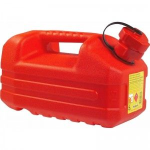 Jerrycan 5 L Rood