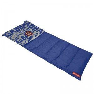 Gabbag blauw slaapzak