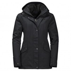 Park Avenue Jacket - Black