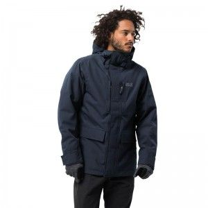 Jack Wolfskin WEST COAST JACKET ♂ 'night blue'