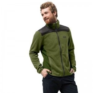 Jack Wolfskin ELK LODGE JACKET ♂ 'Cypress Green'