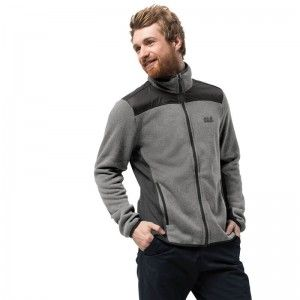 Jack Wolfskin ELK LODGE JACKET ♂ 'Light Grey'