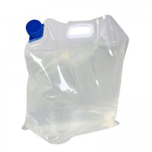 BC Jerrycan/waterzak opvouwbaar 5 ltr