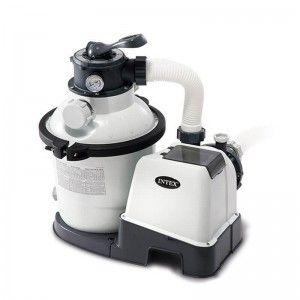 Intex KRYSTAL CLEAR zandfilterpomp 4m3 26644GS