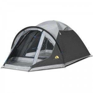 Safarica kenia 190 koepeltent dark shadow/grey/brlj.blue