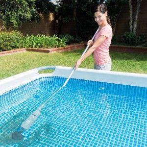 Intex Oplaadbare Zwembadstofzuiger