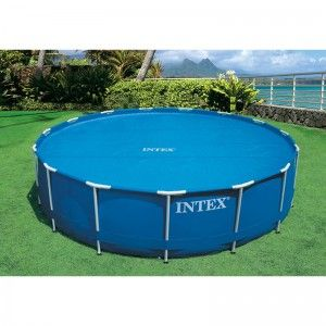 Intex Solar Cover voor Easy Set Baden Ø 244 cm