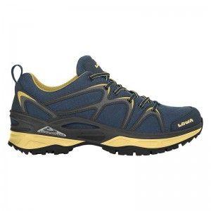 Lowa Innox GTX LO Steel-Blue/Mustard ♂ 310601-9785