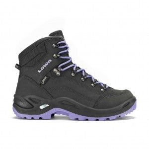 Lowa Renegade GTX Mid Ws Anthracite/Lilac