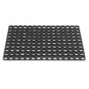 Rubberen buitenmat Domino
