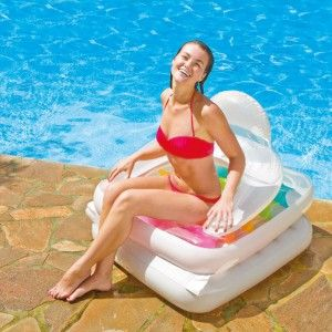 Intex Lounge Chair Opvouwbaar