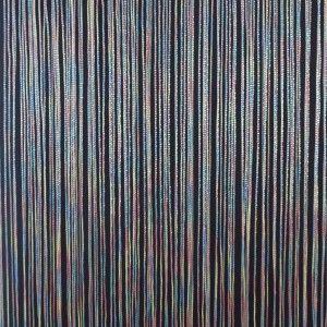 Deurgordijn 90 x 220 cm Multicolour 65011