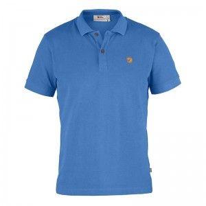 Fjällräven Övik Polo Shirt UN Blue