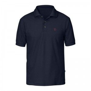 Fjällräven Crowley Pique Shirt Blueblack