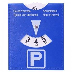 Parkeerschijf in polybag