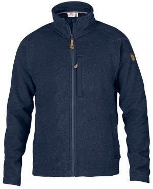 Fjallraven Buck fleece Dark Navy