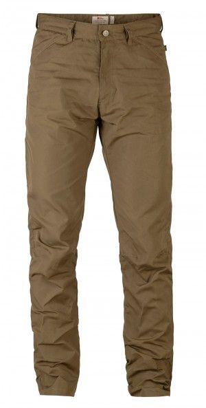 Fjallraven High Coast Fall Trousers Khaki F81886