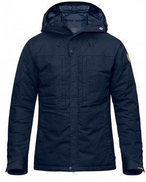 Fjallraven Skogso Padded Jacket Dark Navy
