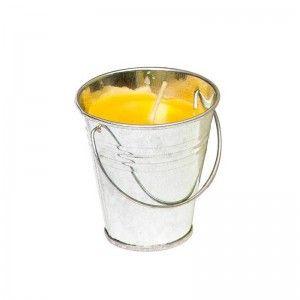 Citronellakaarsje in emmertje