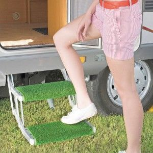 Fiamma Clean Step Groen