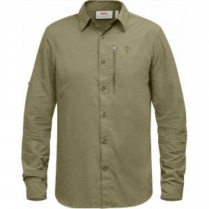 Abisko Hike Shirt LS - 218 - Cork