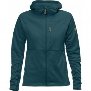 Abisko Trail Fleece W - 646 Glacier Green