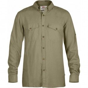 Abisko Vent Shirt LS - 218 Cork