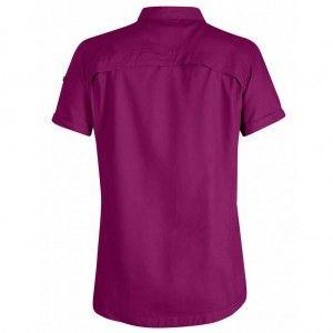 Abisko Vent Shirt W - 358 Fuxia