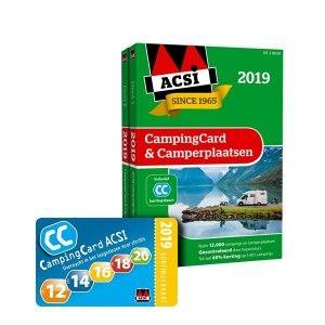 CampingCard en Camperplaatsen ACSI 2019