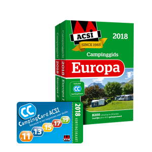 ACSI Campinggids Europa 2018