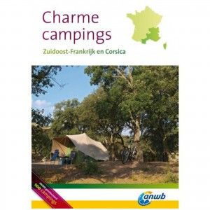 ANWB Charmecampings Zuidoost-Frankrijk, Corsica