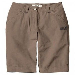 Backroad Shorts Women - Chestnut