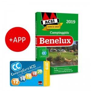 ACSI Campinggids Benelux incl APP 2019