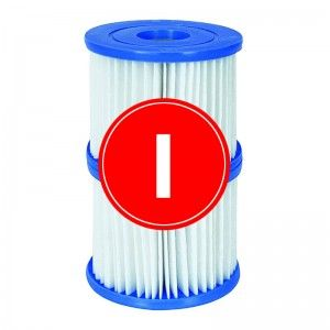 Bestway Type I Filter Cartridge - 2 stuks
