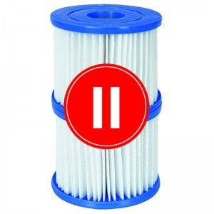 Bestway Type II Filter Cartridge - 2 stuks