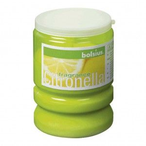 Bolsius Kaars Party Light Citronella 30 Branduren Lemon 1