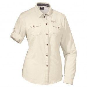 Brightwater Shirt Women - White Sand