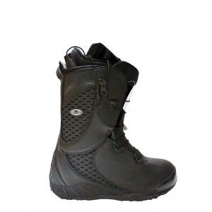 Burton SL8 Black Snowboard Boots