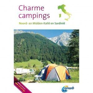 ANWB Charmecampings Noord- en Midden-Italië en Sardinië