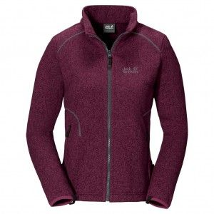 Caribou Altis Jacket W - Wild Berry